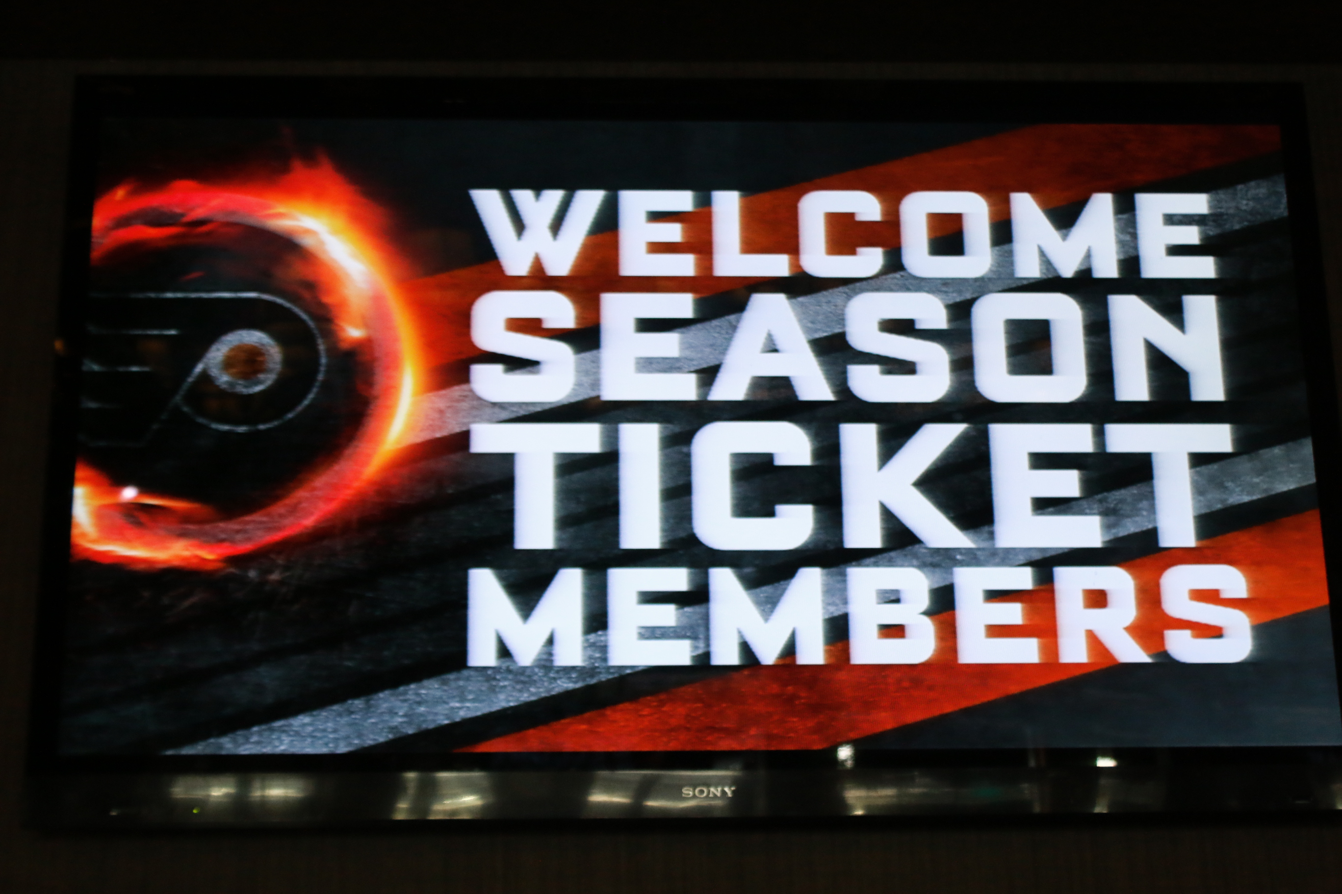 NHL Hosts Game Show For Season Ticket Holders