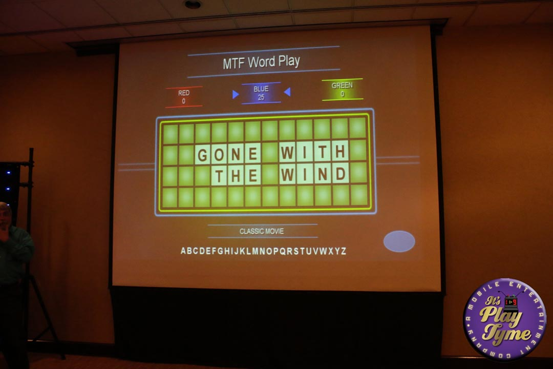 Word Play - Wheel of Fortune