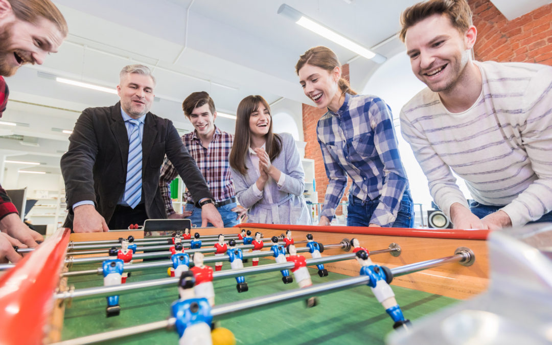 Exciting Employee Engagement Games for Small Groups in Connecticut