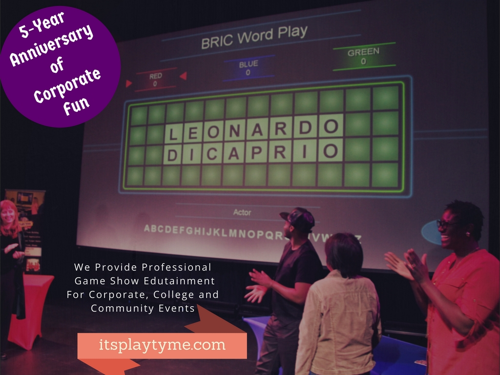 Tournament Style Game Shows - Word Play