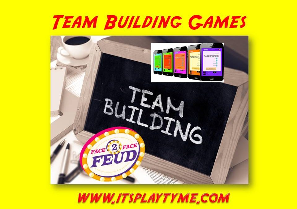 5 Classic Team Building Games that Need a 2017 Refresh – It's PlayTyme